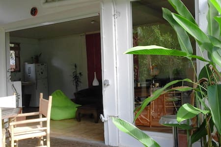 Loft / jardin à Montjoly (plage) - Cayenne - Loftlakás