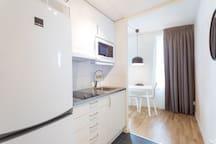 Queen Studio Apartment