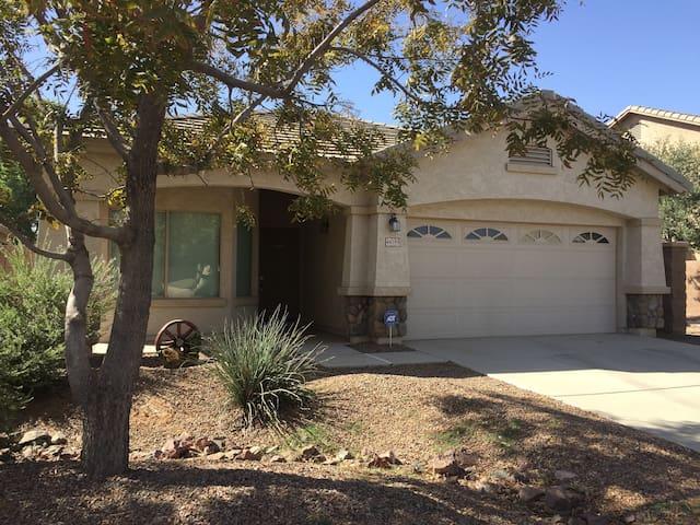 Casa Del Sol-Maricopa AZ