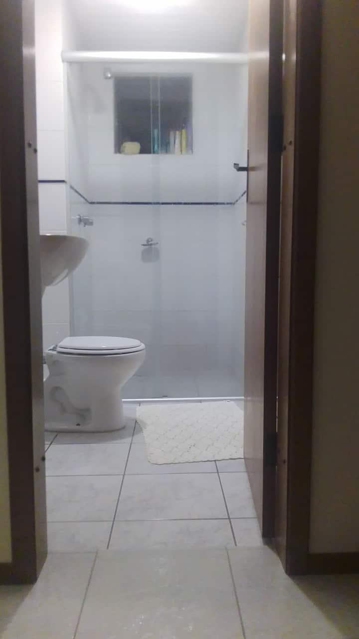 Apartamento Mobiliado - Super Confortável