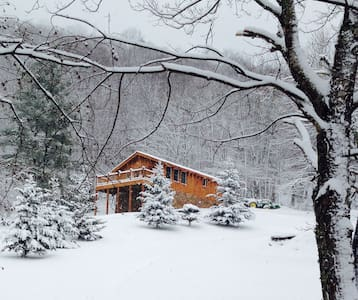 BirdTown Guesthouse/Cabin - Bakersville - House