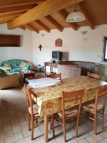 Casa Capitana - Limina - House