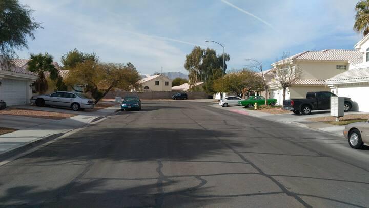 Safe, quaint and quiet suburb of Centennial Hills.