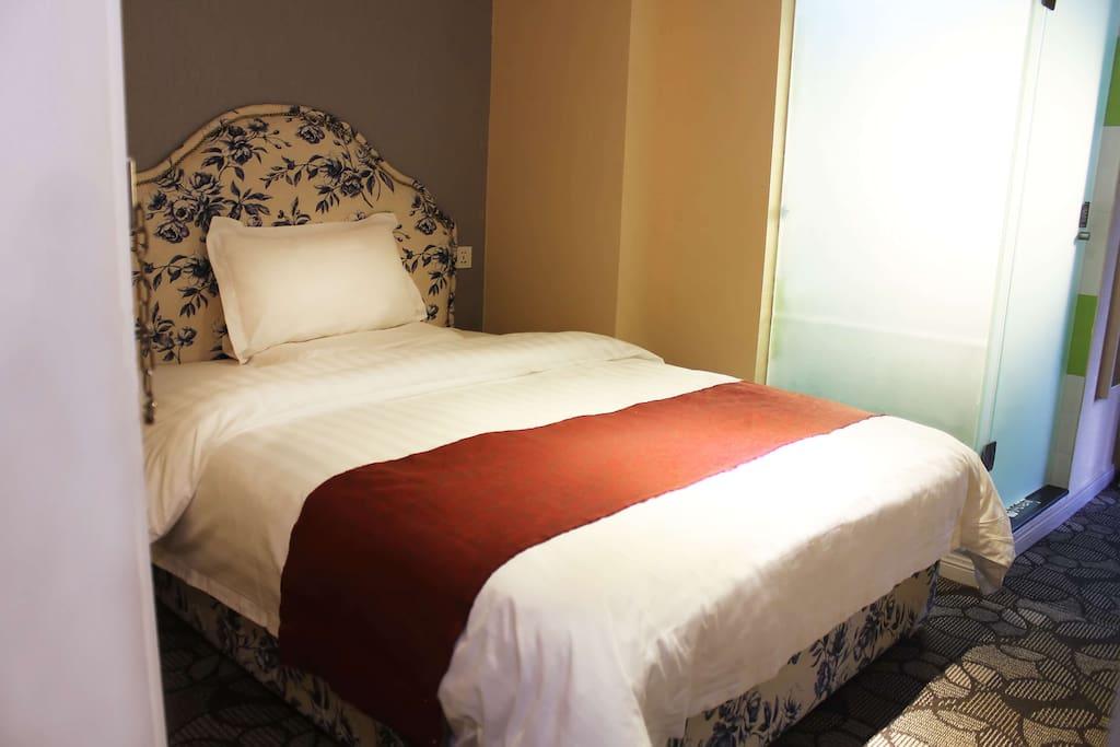 高品质,温馨的大床