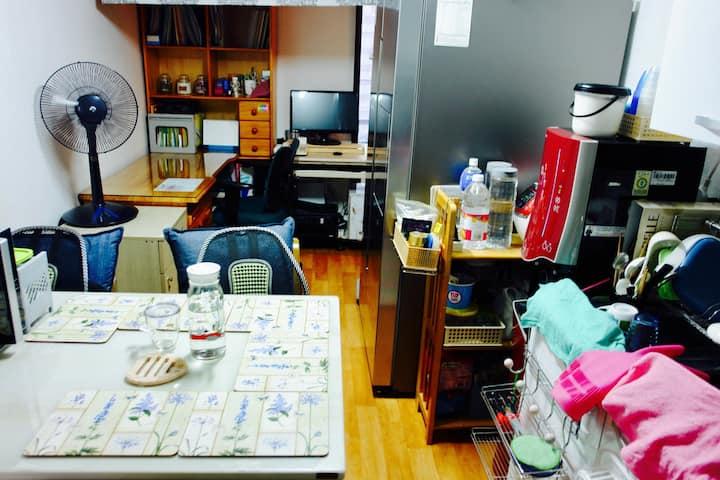 Women ONLY house  (Mokdong st line 5)