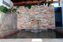 water jets massage