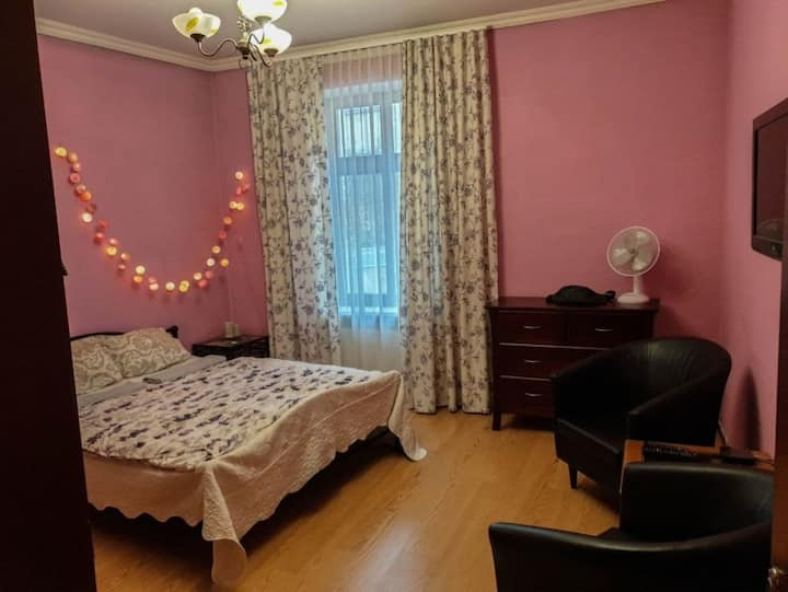 Spacious Appartment in Hearth of Riga