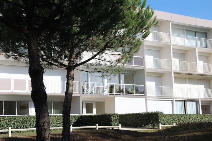 """Appartement """"les Dunes"""", face à la pinède - Saint-Brevin-les-Pins - Apartment"""