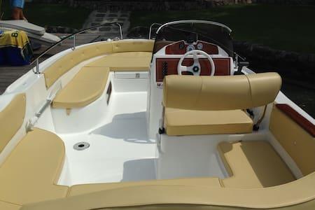 Boat Rental - Lecco