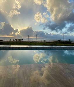 Puerta al Mar en el Malecon de Cabrera