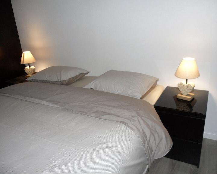 Appartement confortable, aux portes de Genève.
