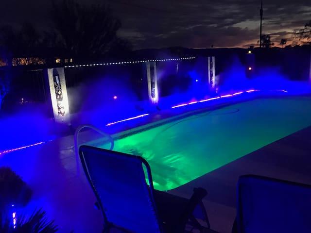 Havasu Paradise-Solar Heated/ Salt Water Pool