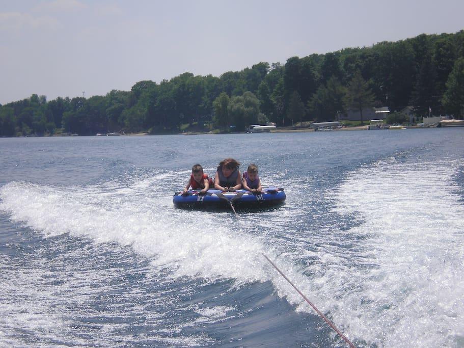 All sports lake