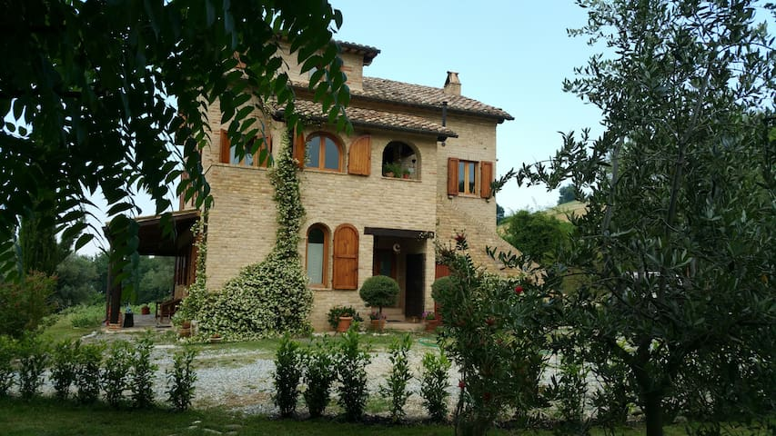 Bed and Breakfast in the woods - Montedinove - Bed & Breakfast