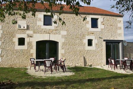 Gîte le Verger - Saint-André-de-Lidon