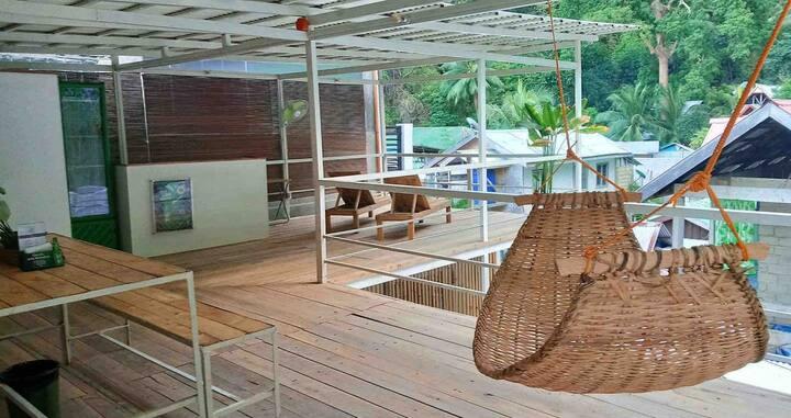 XIX Verde Villa Anahaw. Bed & Breakfast El Nido