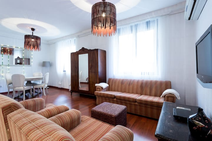 Apartamento Plaza De Cuba VFT/SE/01527