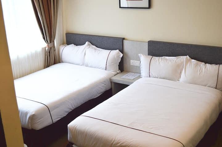 Angsoka Hotel Teluk Intan Deluxe Twin 106