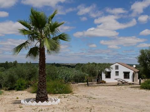 La Marchoza Casa Rural- espectacular Puesta de Sol