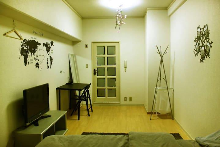 道頓堀302 - Chūō-ku, Ōsaka-shi - Casa