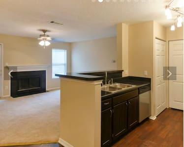 Convenient Space in Foresty Place - Cary - Apartament
