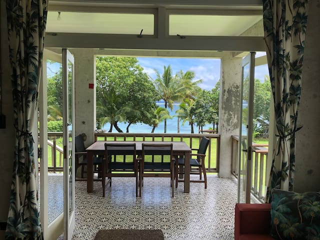Aretura Beach Villa, Rarotonga