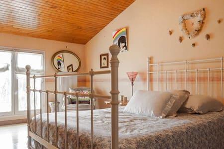 Chambre avec salle de bain et wc - Portet-sur-Garonne