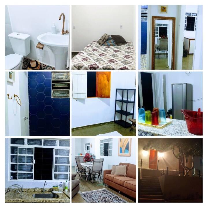 Casa de temporada no parque da Carioca
