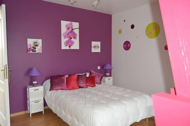 """Chambre privée """"Violette"""""""