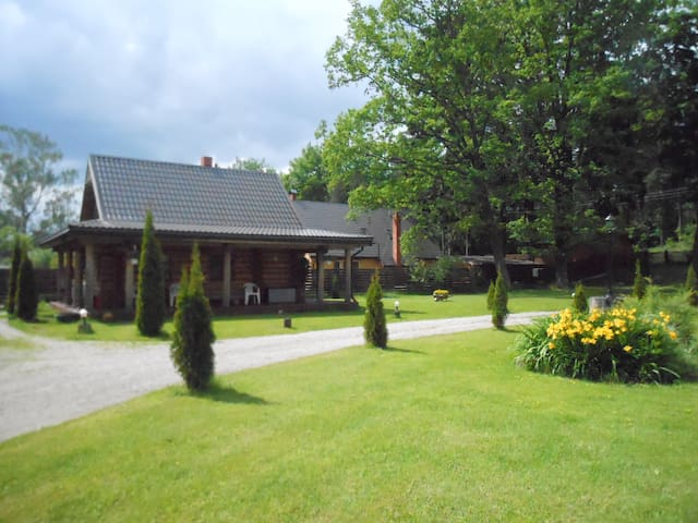 Forest Edge Lodge - Riga - Daire