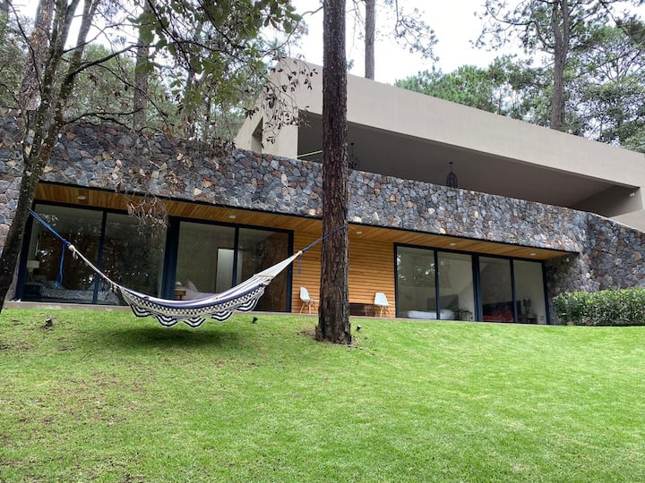 Espectacular casa en Avandaro Valle de Bravo
