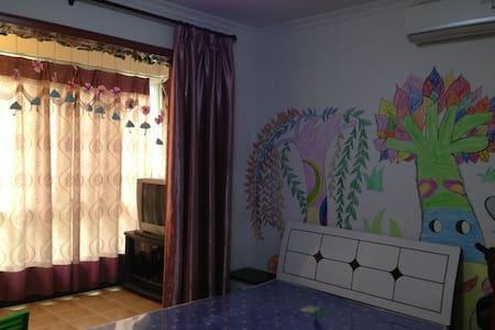 Bristow's room - Bristow