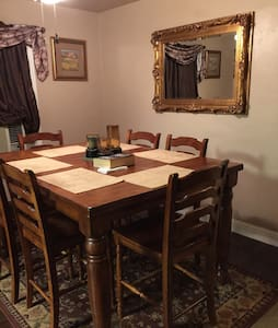 Comfy & quiet roommate house (rm 3) - Oklahoma City - House