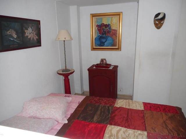 Chambre situation proche mer - Six-Fours-les-Plages - House