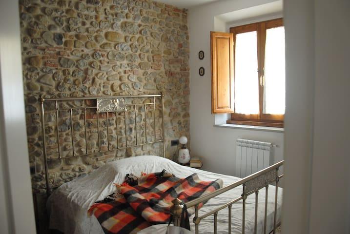 DELIZIOSO APPARTAMENTO 'AL GALLO 'in Toscana