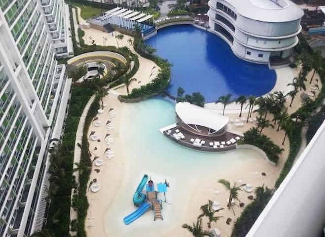 Stay in Azure Urban Resort - Parañaque - Condominium