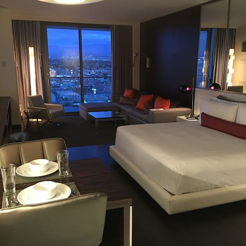 PALMS. PLACE   RESORT  OPEN  BALCONY - Las Vegas - Apartment