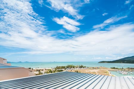 1 brm with Amazing views 350m to town - Airlie Beach
