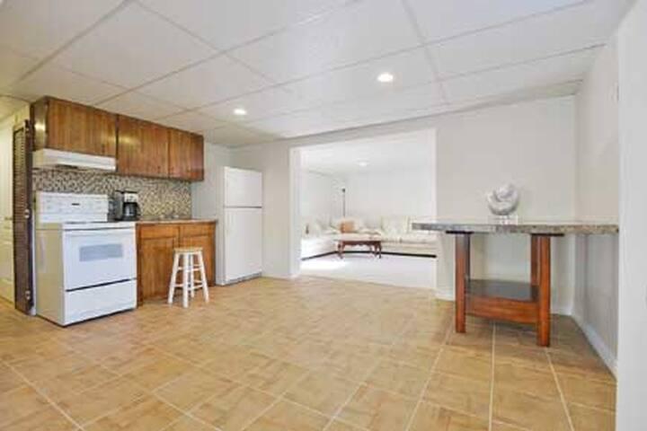 Cozy Clarkson apartment, close to GO and QEW - Mississauga - Huoneisto