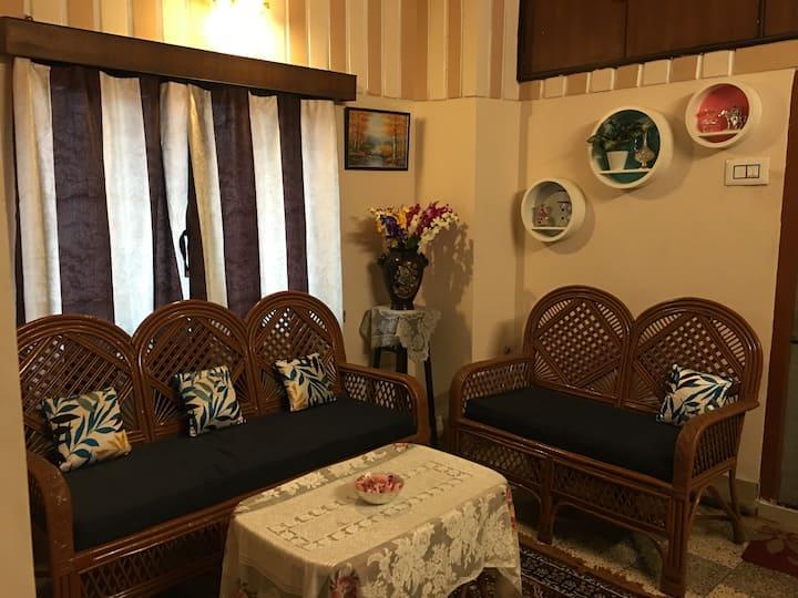 Central kolkata home stay