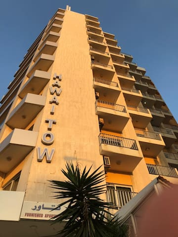 Hawai Tower Furnished Apartments