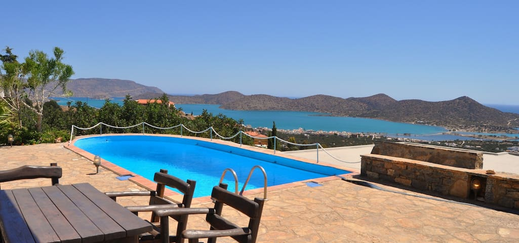 Luxury Place & Home # Elounda Kreta - Schisma Elountas - House