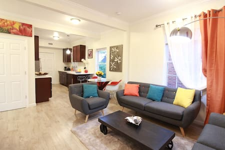 2BR Brand New  Style & Comfort  DC Eastern ST - Haus