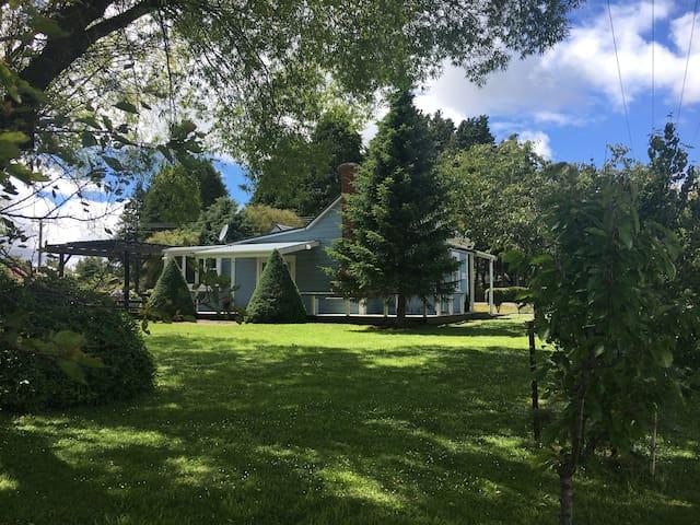 KC BnB, Tongariro