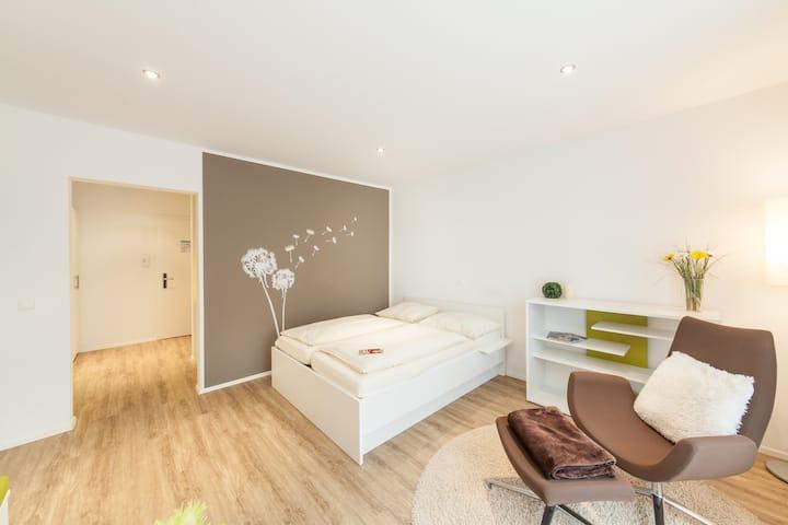 Moderne Apartments in Fürth für 2 Personen