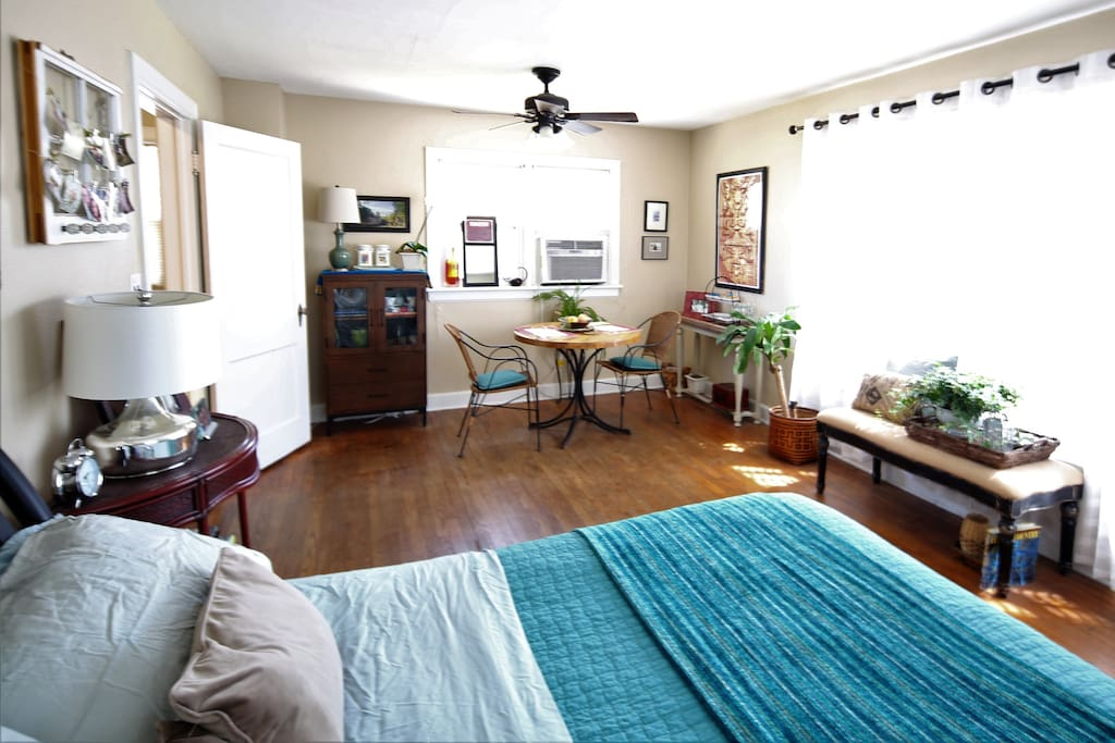 Studio Apartment Walk To Osu Campus Or Downtown