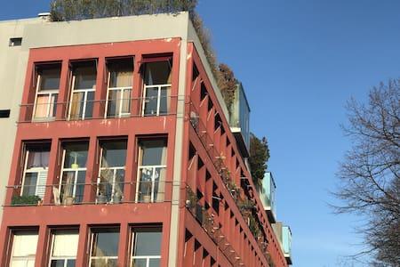 Comfortable Contemporary Milan Loft (Crescenzago) - Milano - Loft