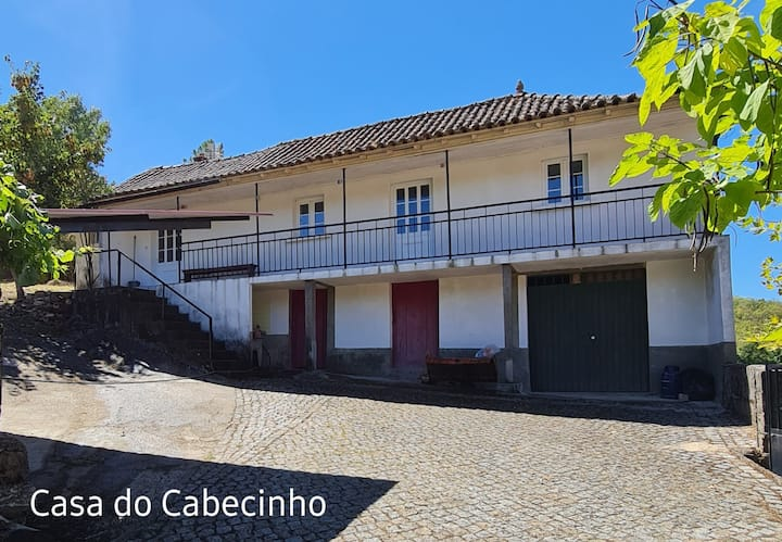 Casa do Cabecinho- Albufeira do Azibo