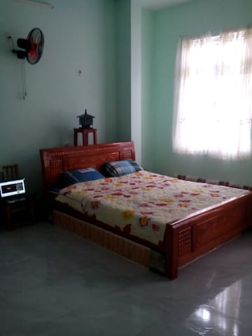 Bed, breakfast, beach and bicycle . - An Hải Bắc - House