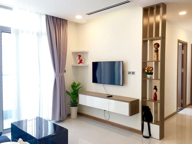 Saigon Center_Vinhomes Central Park 2BR Apartment - VN - Daire